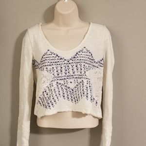 We the free by Free People| Long Sleeve Crop